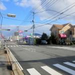 鳥取駅と国道29号を繋ぐ道路