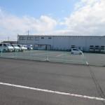 千代水駐車場